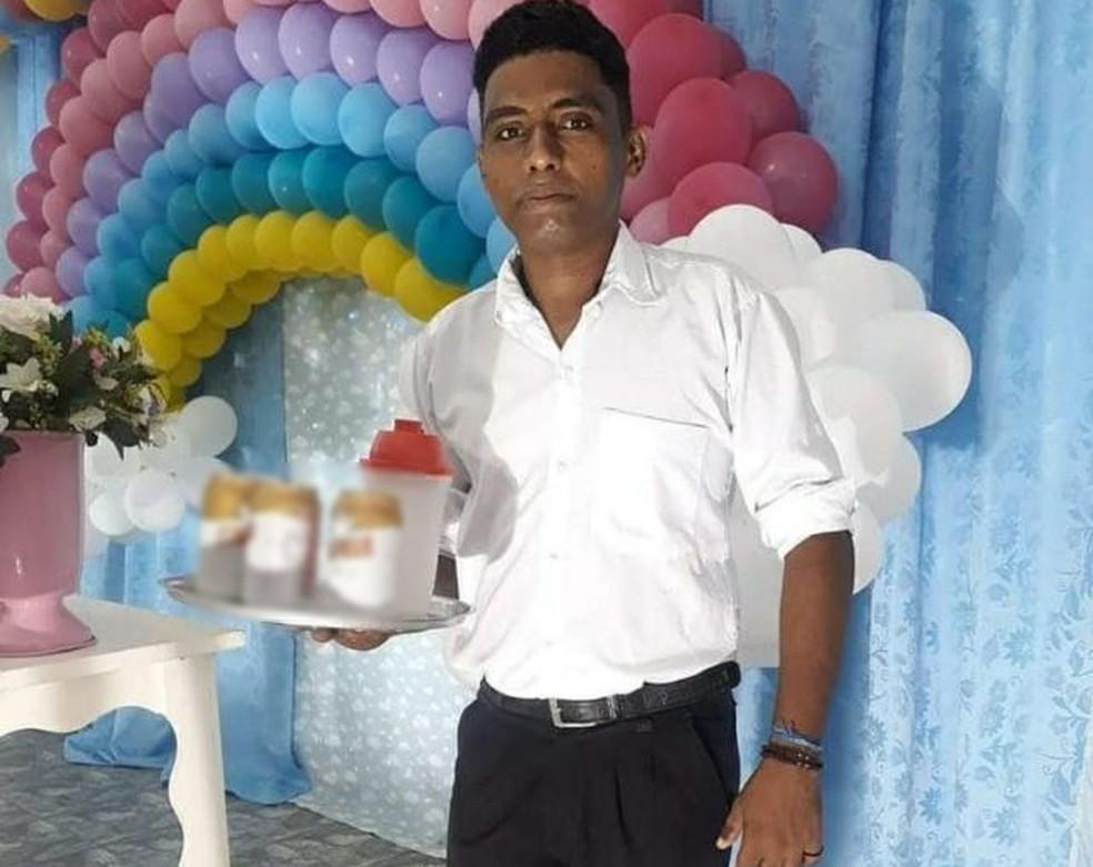 Antônio tem 10 anos de experiência na área e nunca passou por algo parecido  — Foto: Arquivo pessoal