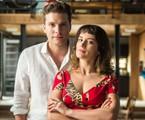 Thiago Fragoso e Bianca Bin | TV Globo