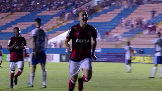 Duas faltas em 857 minutos, gol e nariz quebrado: o saldo de Dantas na Copinha