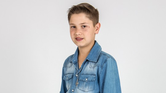 Saiba mais sobre Arthur Secco, participante do 'The Voice Kids'