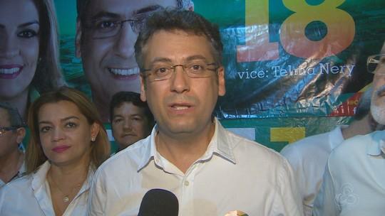 Clécio Luís, de Macapá, diz que saúde é prioridade no novo mandato