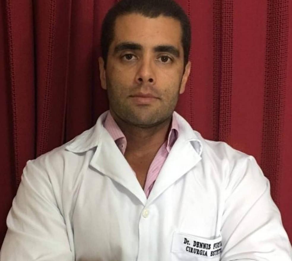 Denis Cesar Barros Furtado, o Dr. Bumbum (Foto: Reprodução/Instagram)