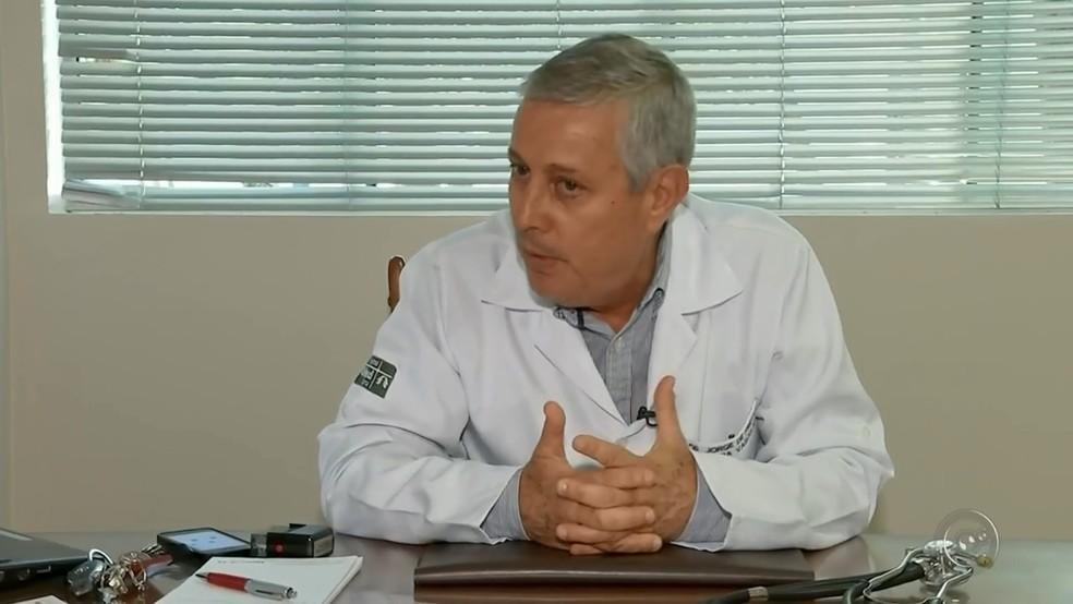 Jorge de Freitas, secretário de Saúde de Barra Bonita, diz que o poder público fez o que podia ser feito neste caso (Foto: Reprodução/TV TEM )