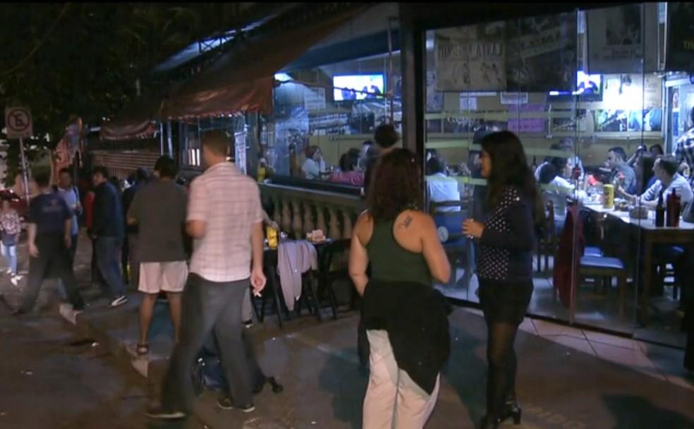 Lei do Silêncio tem gerado multas em estabelecimentos comerciais do DF (Foto: Reprodução/TV Globo)