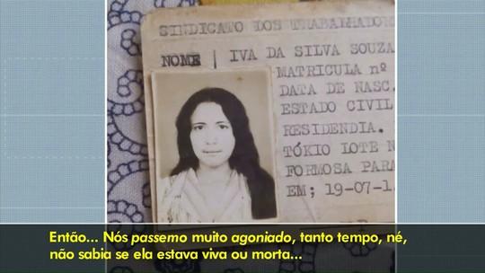 'Meu coração dizia que ela estava viva', diz irmão de mulher mantida em cárcere privado por 20 anos
