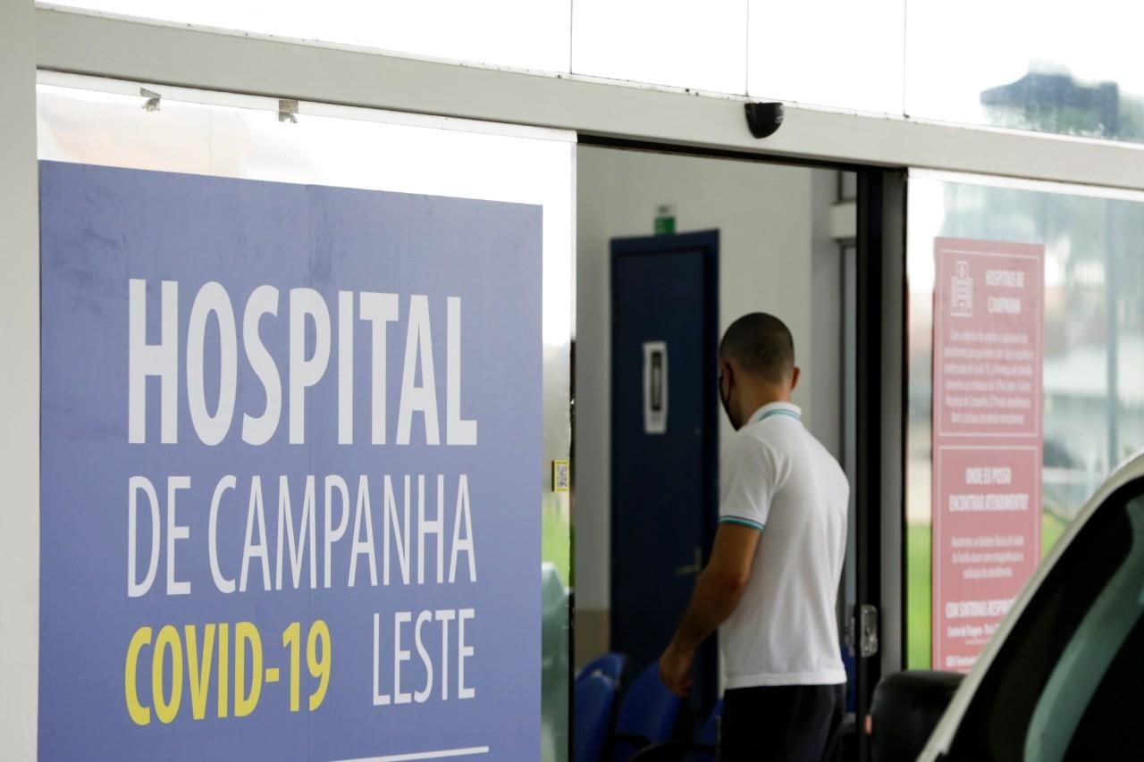 Joinville teve morte por Covid-19 em todos os dias de 2021; município tem novo decreto