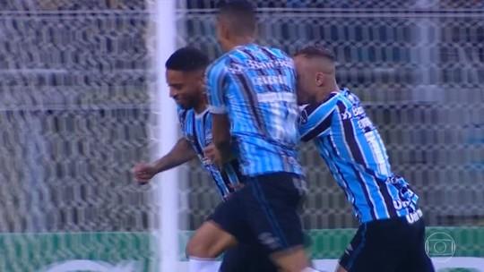 Ele voltou! Veja os gols da rodada da quarta-feira pelo Brasileirão