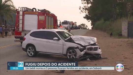 Motorista suspeito de provocar acidente que causou morte de bebê na BR-381 é preso