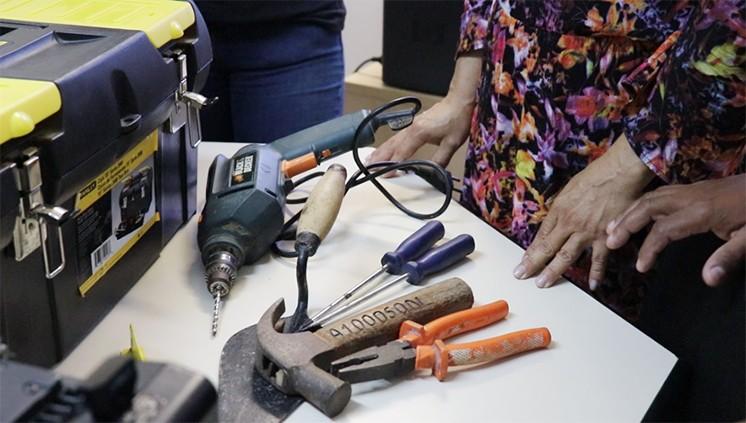 Projeto Minerva cadastra mulheres para trabalho com reparos domésticos - Notícias - Plantão Diário