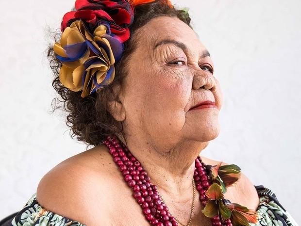 Dona Onete (Foto: Divulgação/ Adriano Facundes)