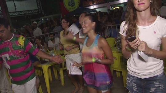 União Imperial falará sobre a noite santista na passarela do samba