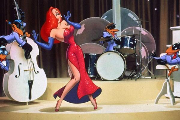 A personagem Jessica Rabbit no clássico Uma Cilada Para Roger Rabbit (Foto: Reprodução)