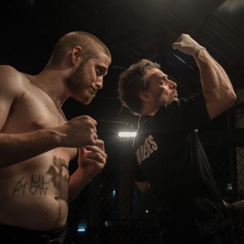 Murilo Rosa e Giovanni Gallo em 'Rio Heroes' (Foto: Victor Moriyama/FOX Premium)