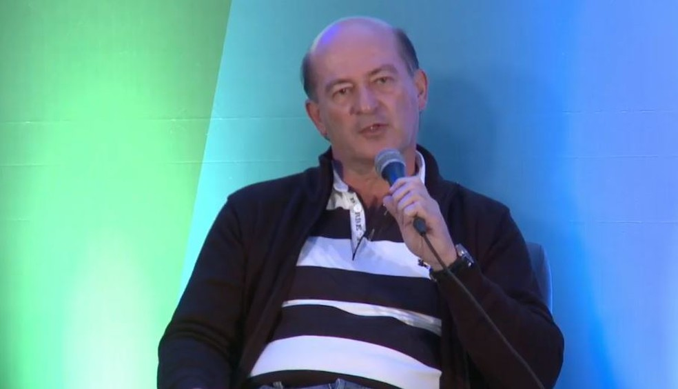 O ministro de carreira do Ministério das Relações Exteriores (Itamaraty), João Carlos Parkinson — Foto: Reprodução/G1 MS
