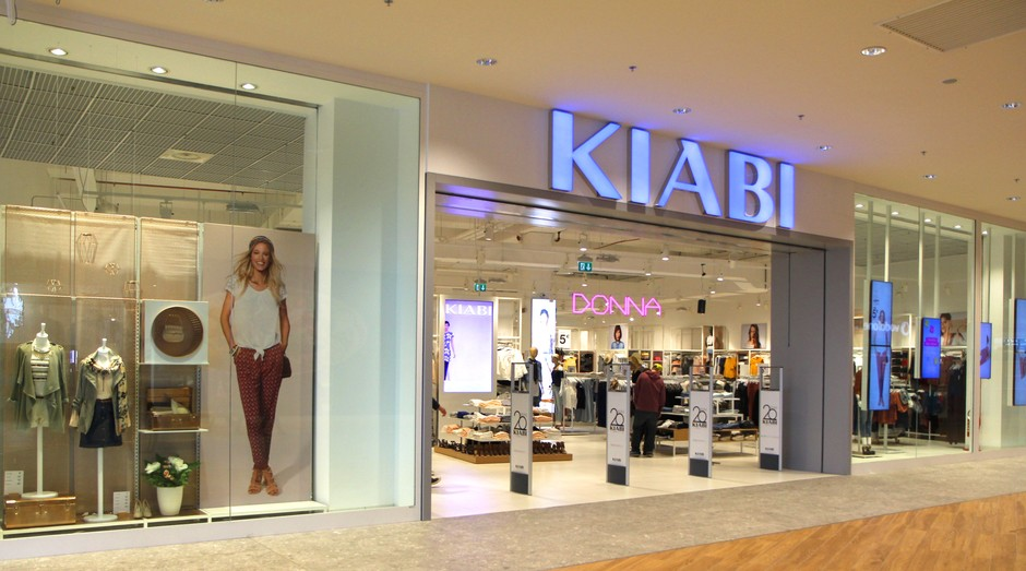 Loja da Kiabi. Empresa abrirá primeira unidade no Brasil no mês que vem (Foto: Divulgação)