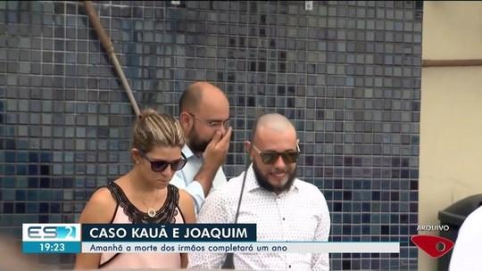 Morte dos irmãos Joaquim e Kauã em Linhares completa um ano