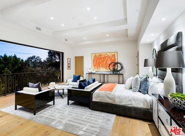 Casa Kylie Jenner e Travis Scott (Foto: The MLS/ Realtor/ Reprodução)