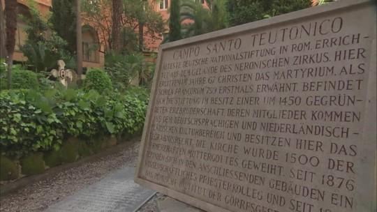 Santa Sé aceita exumar duas covas no Vaticano para esclarecer desaparecimento há 36 anos