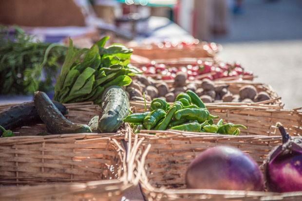 Movimento Slow Food pretende garantir diversidade e comida para todos (Foto: Divulgação)