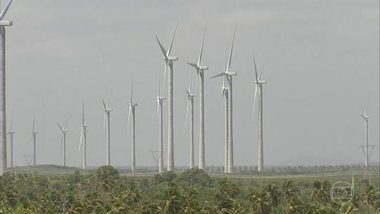 Força dos ventos é a segunda fonte da matriz elétrica brasileira