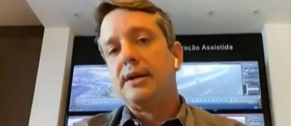 Fabrizzio Müller será o novo Secretário de Mobilidade (Semob) — Foto: Reprodução/TV Bahia