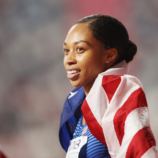 Allyson Felix (Foto: Getty Images)