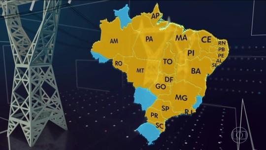 Falha em subestação no Pará causou apagão no Norte e no Nordeste, diz diretor do ONS
