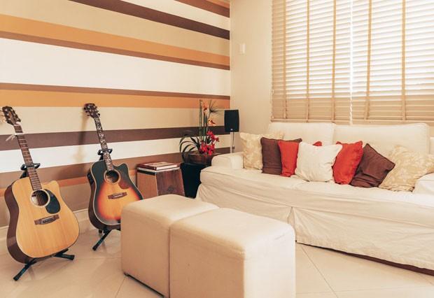 Ana Clara mostra apartamento de 120 m² no Rio de Janeiro (Foto: Hugo Barbieri)