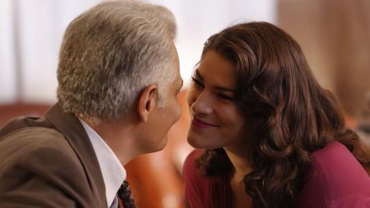 Reta Final: Diana e Severo anunciam casamento