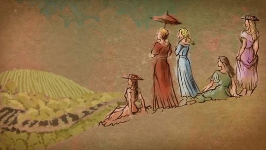 'Orgulho e Paixão': saiba como foi feita a animação de abertura