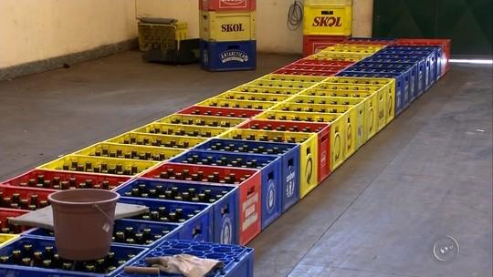 Polícia descobre fábrica de falsificação de rótulos de cerveja em Ourinhos
