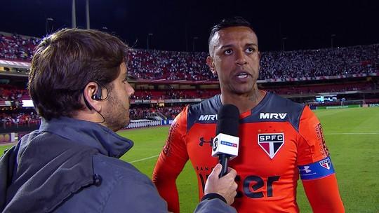 """Sidão diz que a rodada era crucial para o São Paulo: """"Calhou de ser um clássico"""""""