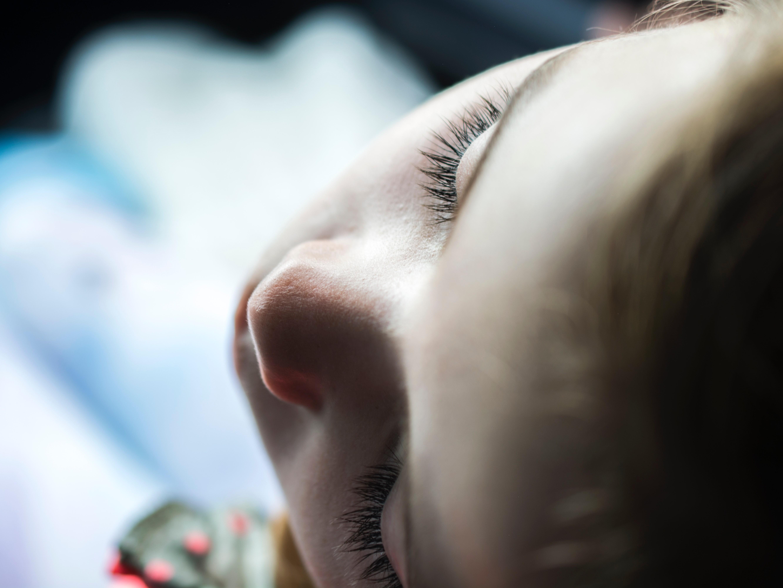 Nariz de criança (Foto: via Pexels)