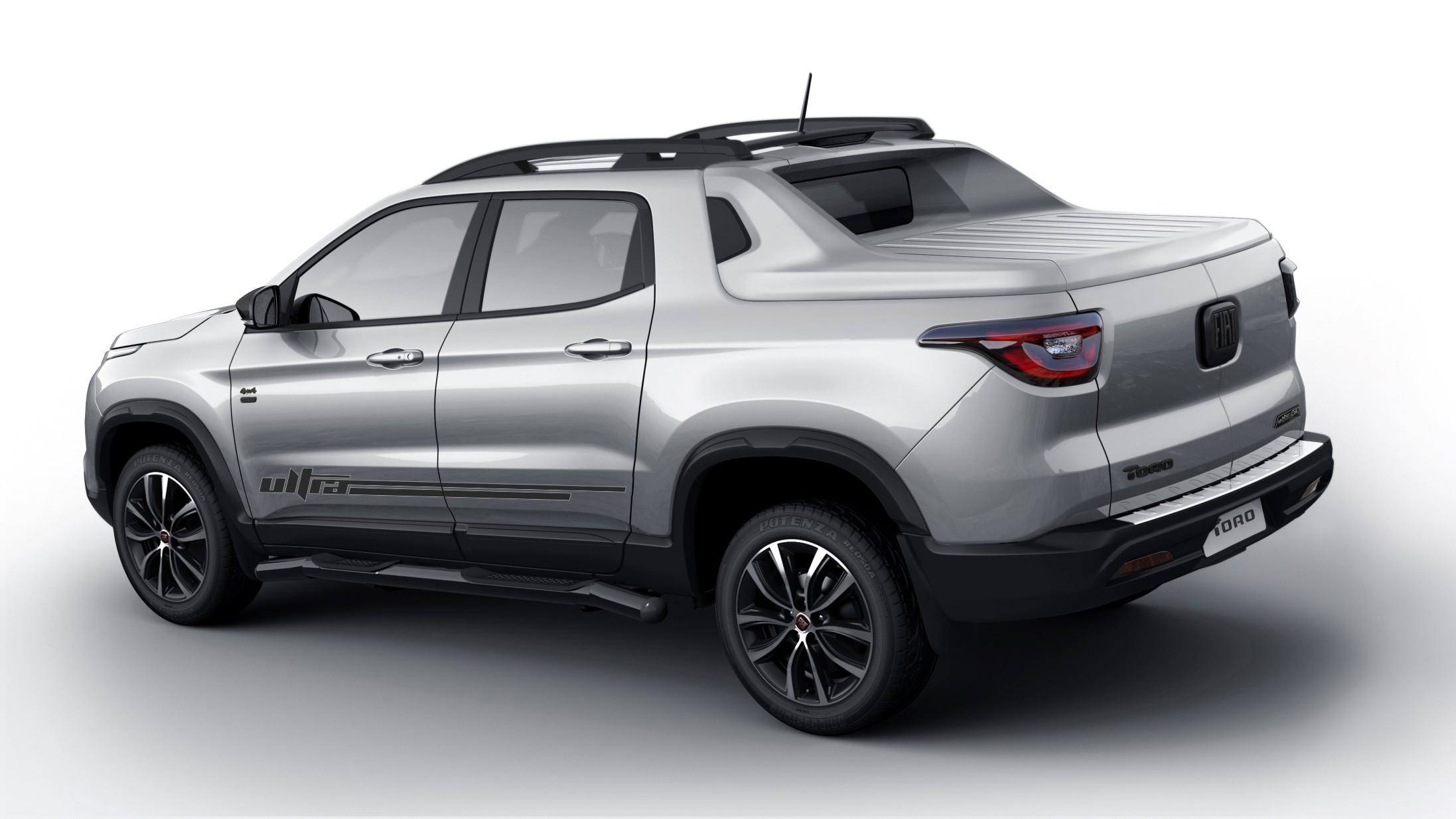 Fiat Toro ganha capota rígida em nova versão de R$ 165 mil - Notícias - Plantão Diário
