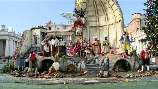 Roma e Vaticano são destinos tradicionais no Natal para europeus