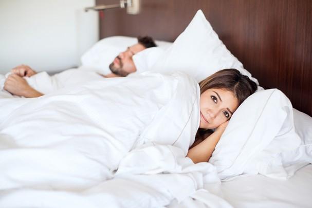 Dormir junto pode prejudicar sua saúde (Foto: ThinkStock)