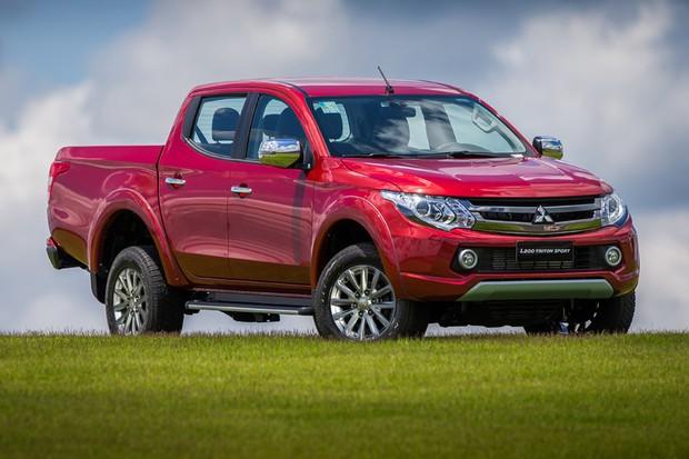 Top de linha HPE responderá por 20% das vendas da L200 Triton Sport 2019 (Foto: Divulgação)