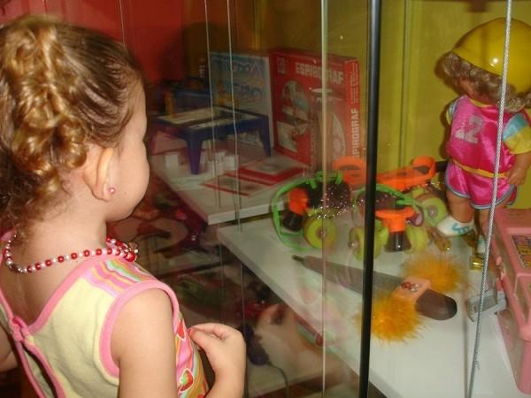 O Museu dos Brinquedos é uma ótima alternativa para os pais que prezam pela cultura (Foto: Divulgação)