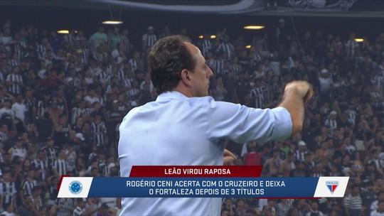 Loffredo diz que contratação de Rogério Ceni pelo Cruzeiro é arriscada para as duas partes