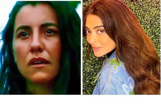 Maria Marruá, papel de Cássia Kis na primeira versão, caberá a Juliana Paes, que já alongou os cabelos para o remake (Foto: Juliana Paes)