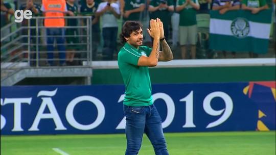 Ricardo Goulart rescinde contrato com o Palmeiras e retorna à China