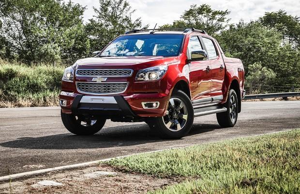 Chevrolet S10 ganha linha 2016 com novas versões - AUTO ...
