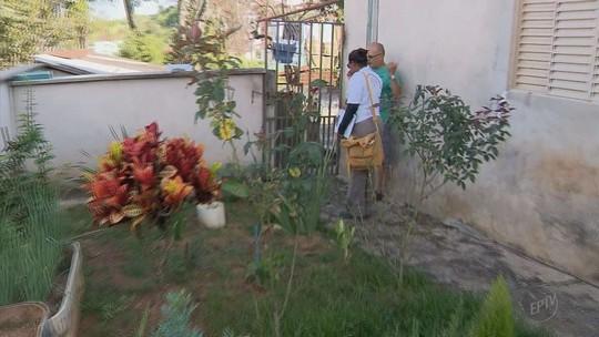 Agentes de saúde fazem mutirão de limpeza contra o Aedes aegypti