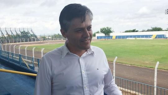 Foto: (Ronaldo Nascimento / GloboEsporte.com)