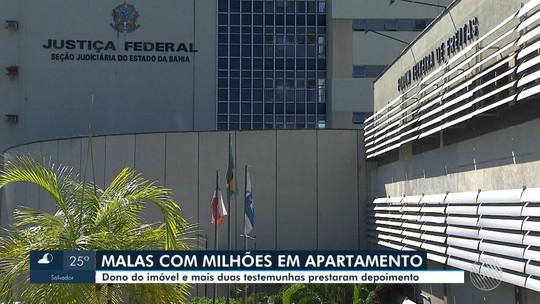 'Repeti o que já tinha falado para a PF', diz dono de apartamento na BA onde estavam R$ 51 milhões atribuídos a Geddel