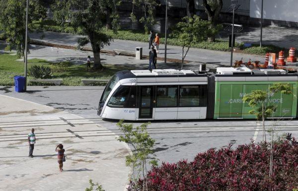 Empresa francesa volta a cuidar da manutenção do VLT Carioca