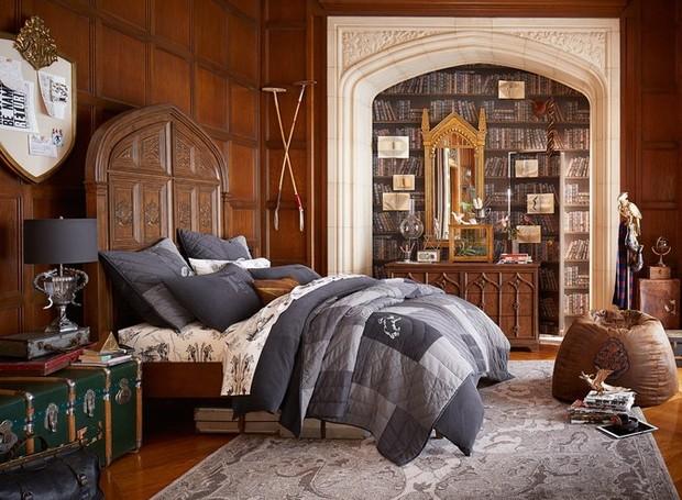Agora Hogwarts pode fazer parte da sua casa (Foto: Pottery Barn/ Reprodução)