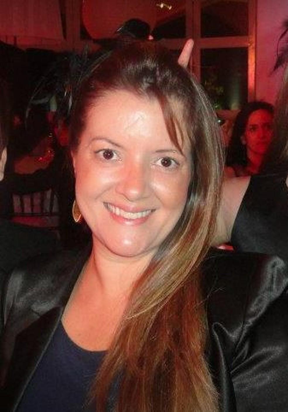 Daniela Zoccal, de Rio Preto, mora na Itália há 3 anos — Foto: Arquivo Pessoal