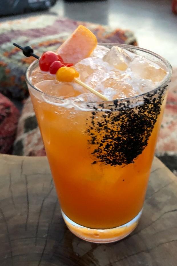 Drinks memoráveis do verão europeu em Mykonos (Foto: Divulgação)