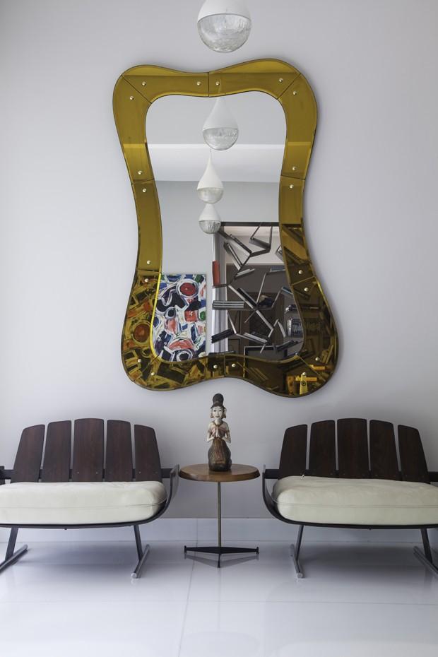Por dentro da casa de Wanderley Nunes, o cabeleireiro das celebridades (Foto: Raphael Briest)